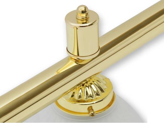 Светильник бильярдный Queen Gold 6 плафонов