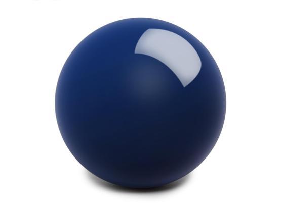 Биток Artmann 68мм синий