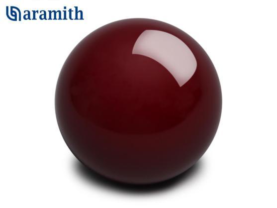 Биток Aramith 68мм бордовый