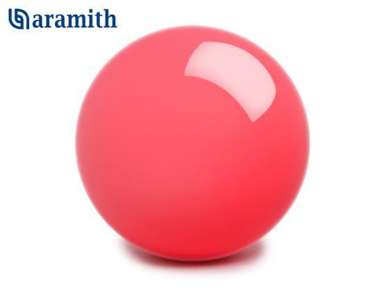 Биток Aramith 68мм розовый