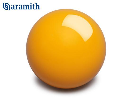 Биток Aramith 68мм желтый