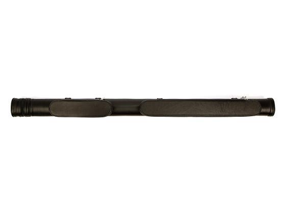 Тубус для кия Gefest T2 Pro Black кожа