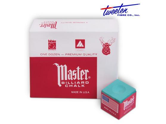 Мел Master Green 12шт