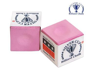 Мел Silver Cup Розовый 1шт