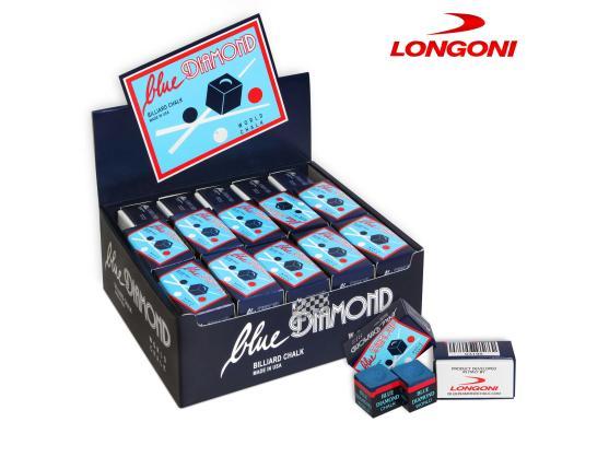 Мел Blue Diamond Longoni синий 1шт