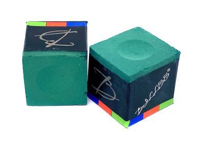 Мел BILLEE зеленый 12 шт