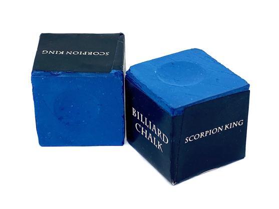 Мел Scorpion King синий 1шт