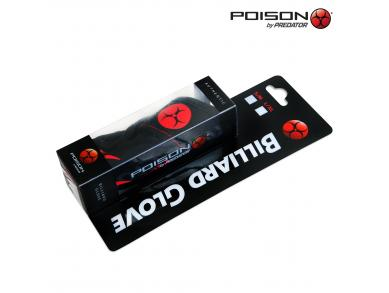 Перчатка Poison L/XL черная