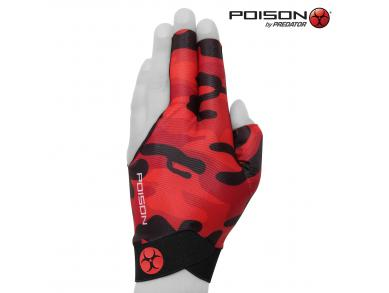 Рукавичка Poison Camo Red S/M