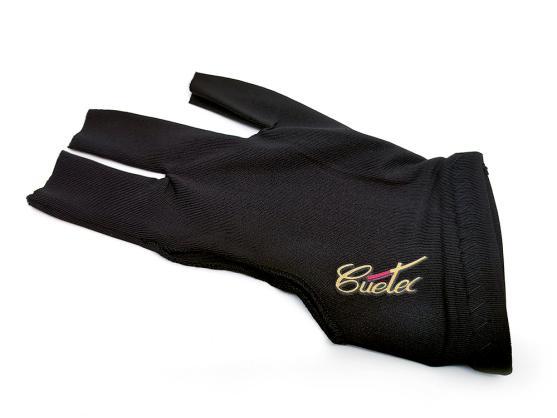 Перчатка Cuetec Pro Black открытая