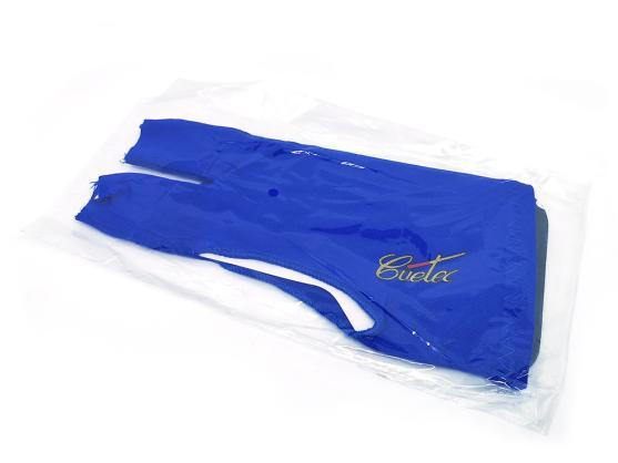 Перчатка Cuetec Pro Blue открытая