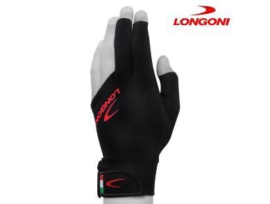 Перчатка Longoni Black Fire 2.0 L черная