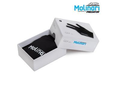 Перчатка Molinari черная L