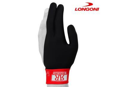 Перчатка Renzline Velcro черная безразмерная цвет манжеты в ассортименте