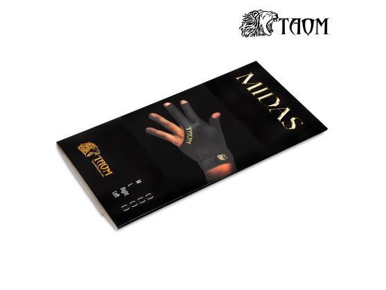 Перчатка Taom Midas L черная левая