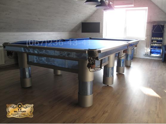 Бильярдный стол для пула ХАЙТЕК