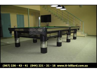 Бильярдный стол для пирамиды ХАЙТЕК