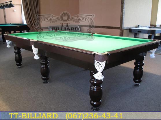 Бильярдный стол для пула КЛАССИК 2