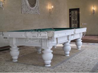 Бильярдный стол Король Артур от фабрики ТТ Бильярд