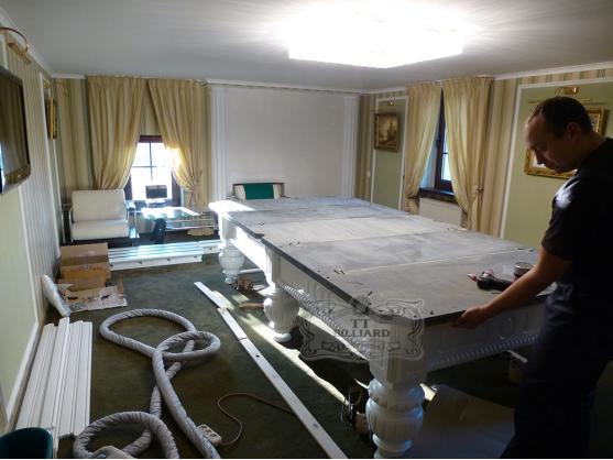Бильярдный стол для пирамиды КОРОЛЬ АРТУР