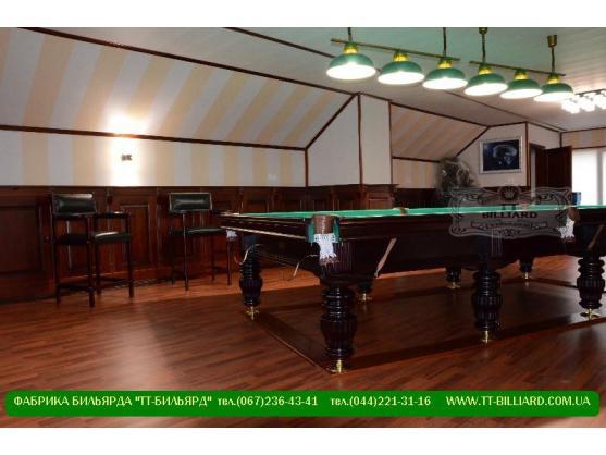 Бильярдный стол для пирамиды ПРИНЦ