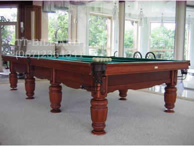 Бильярдный стол для пула Виват