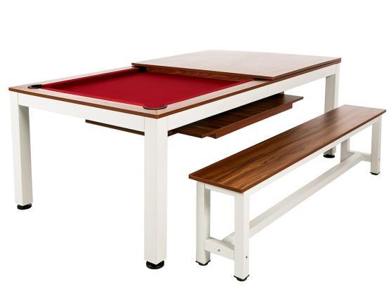 Бильярдный стол для пула Mario 7 футов