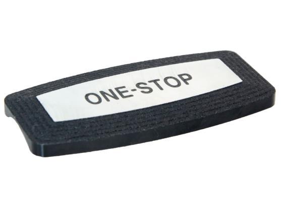 Инструмент для обработки наклейки One Stop