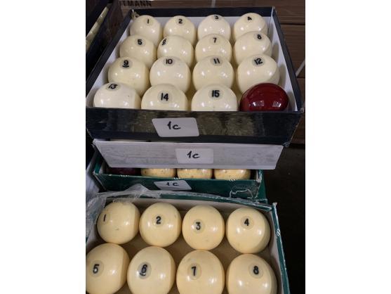 Бильярдные шары Aramith 68мм бу