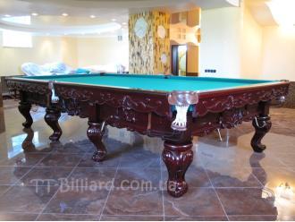 Бильярдный стол Royal производства ТТ Бильярд