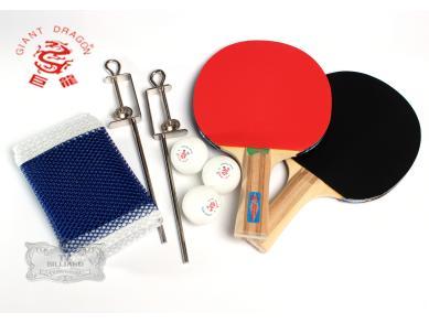 Набор для настольного тенниса Guard 2* с сеткой