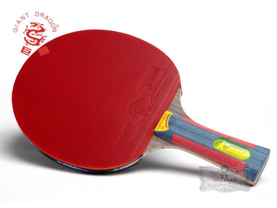 Ракетка для настольного тенниса SuperSpin 6* Giant Dragon