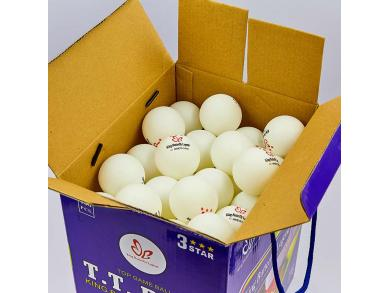 Мяч для настольного тенниса King Butterfly 3