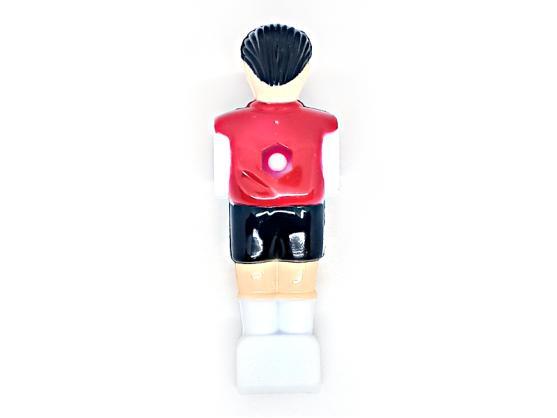 Футболист для настольного футбола 16мм (красный)