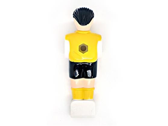 Футболист для настольного футбола желтый 16мм
