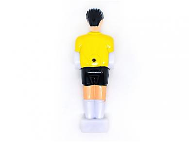 Футболист для настольного футбола 12.7мм желтый