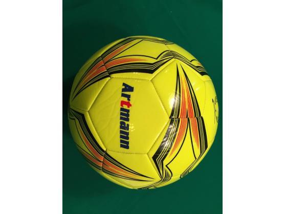 Футбольный мяч ARTMANN желтый