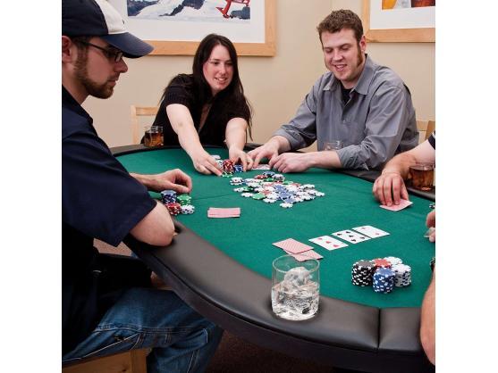 Складной покерный стол Ante