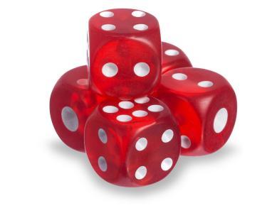 Набор для покера LasVegas 300 фишек